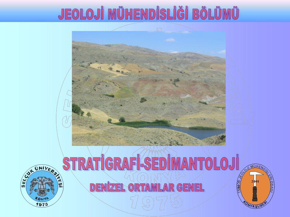 STRATİGRAFİ-SEDİMANTOLOJİ