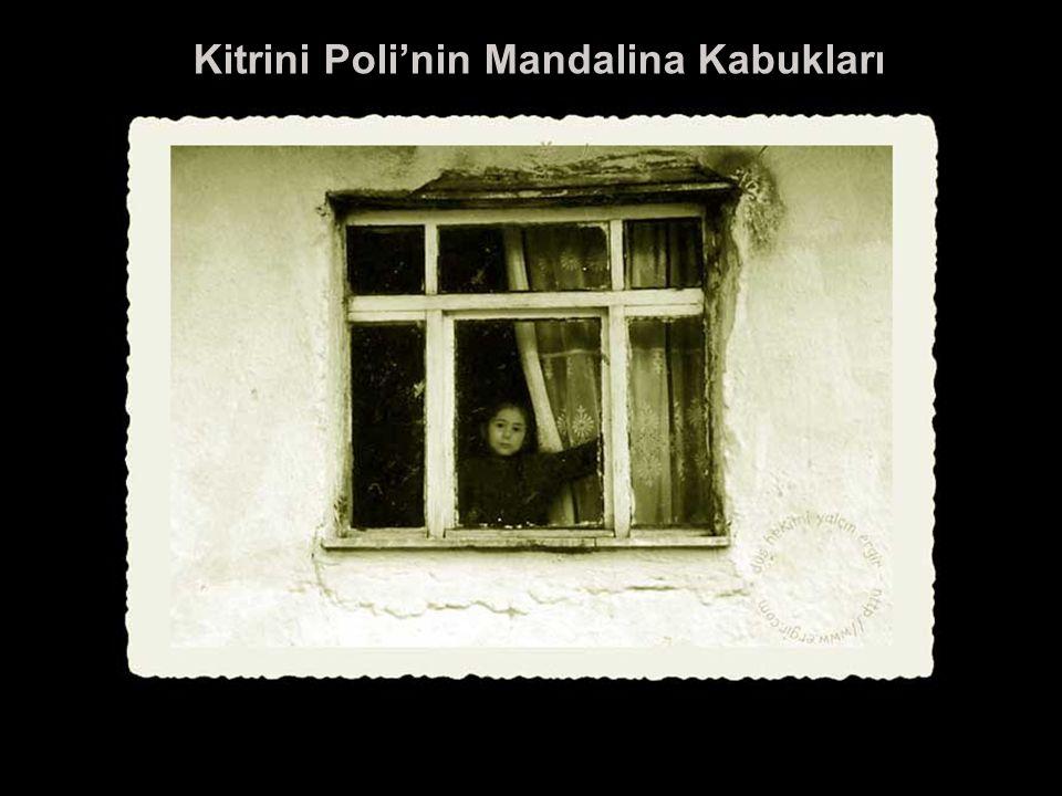 Kitrini Poli'nin Mandalina Kabukları
