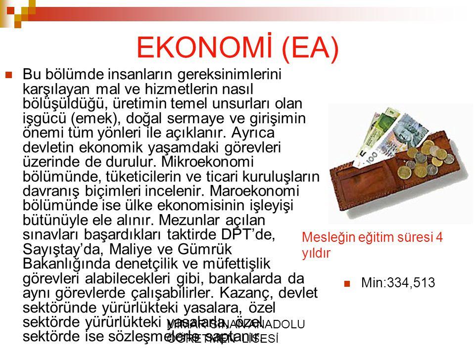 EKONOMİ (EA)