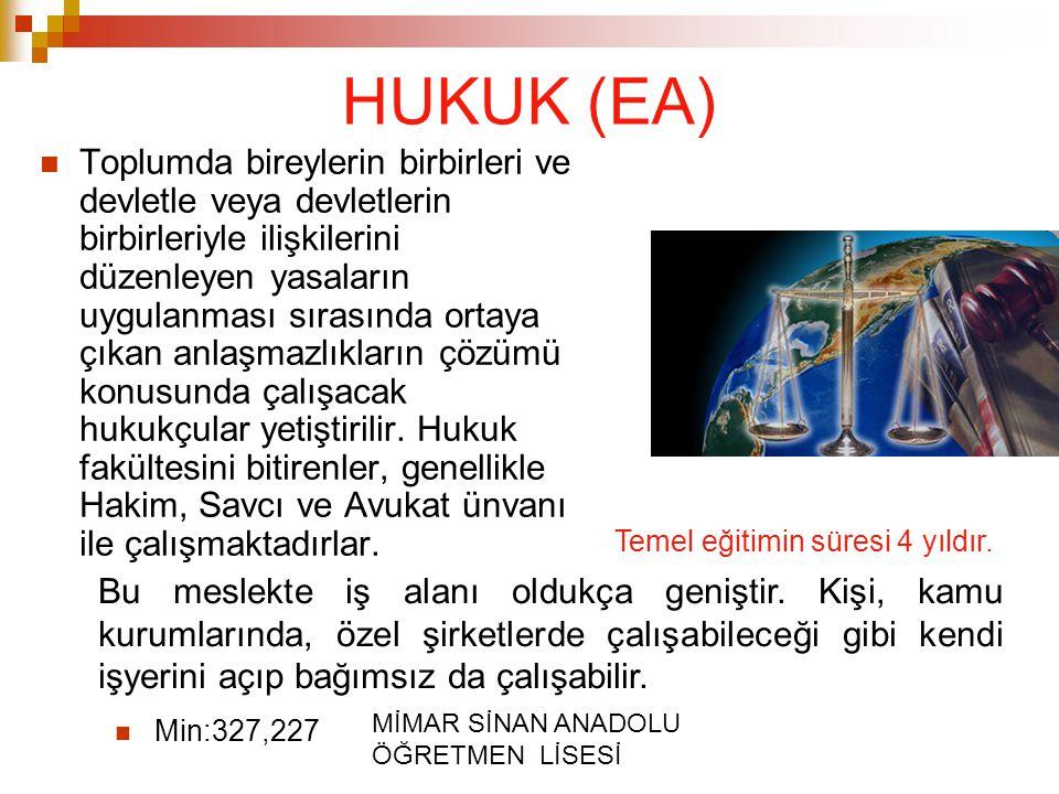 HUKUK (EA)