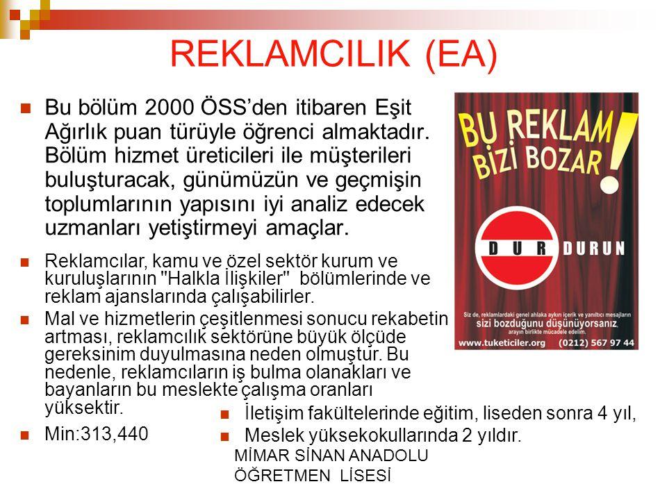 REKLAMCILIK (EA)
