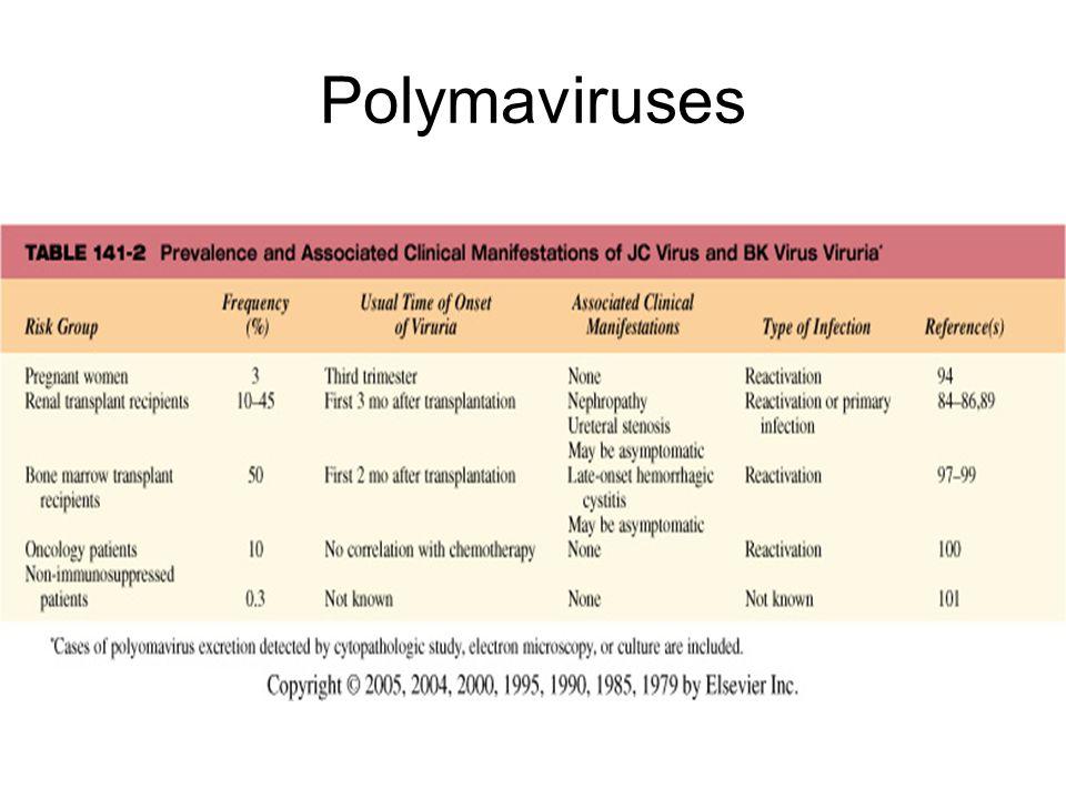 Polymaviruses