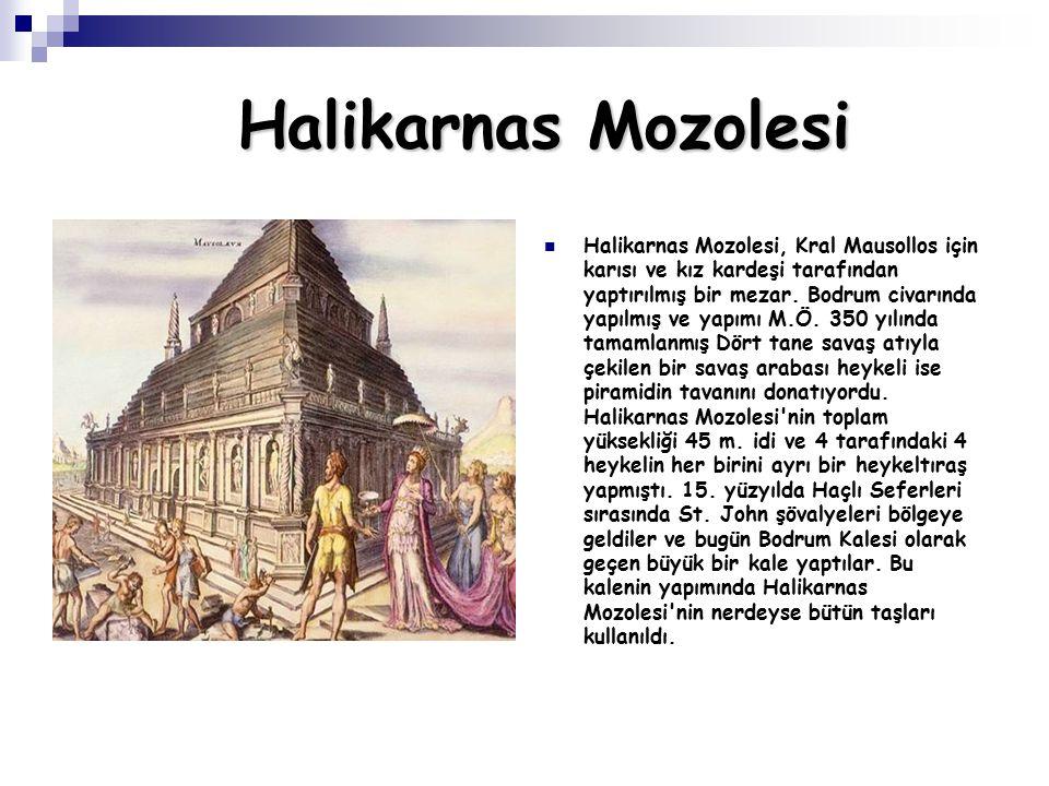 Halikarnas Mozolesi