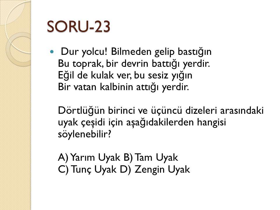 SORU-23