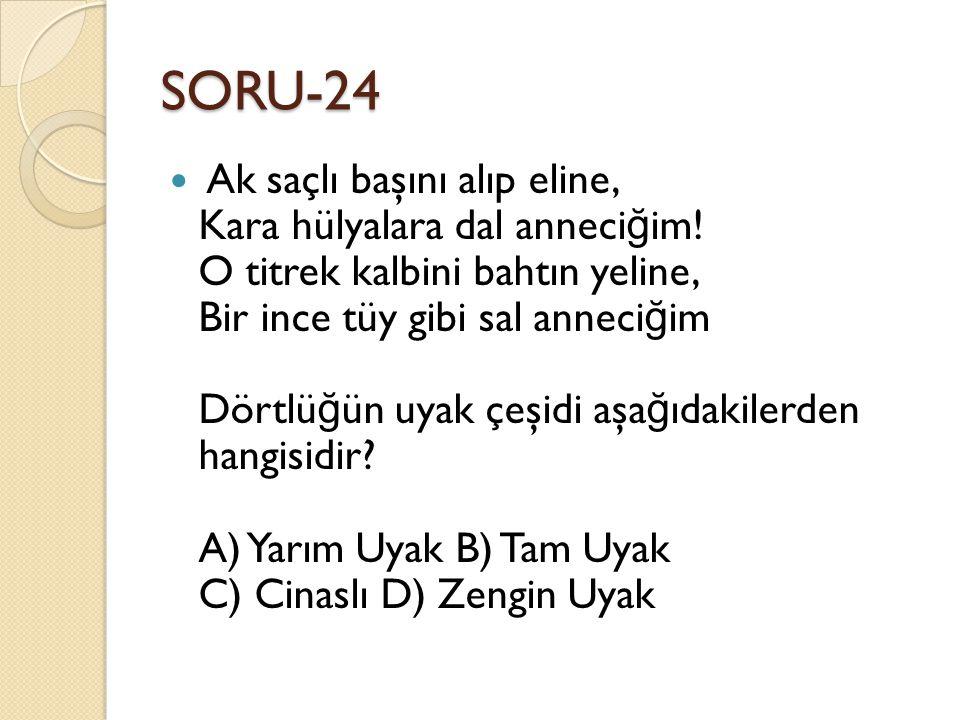 SORU-24