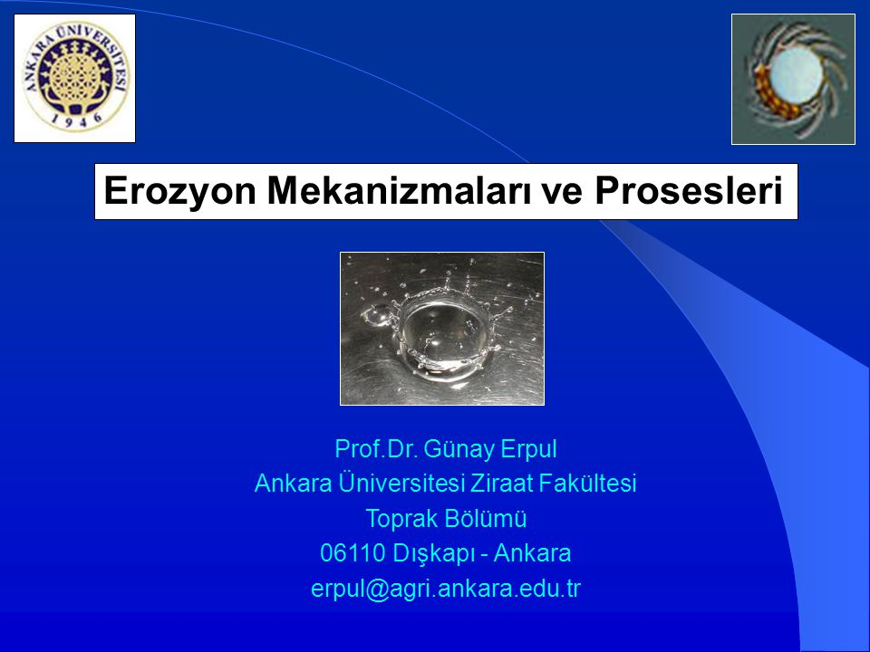 Ankara Üniversitesi Ziraat Fakültesi