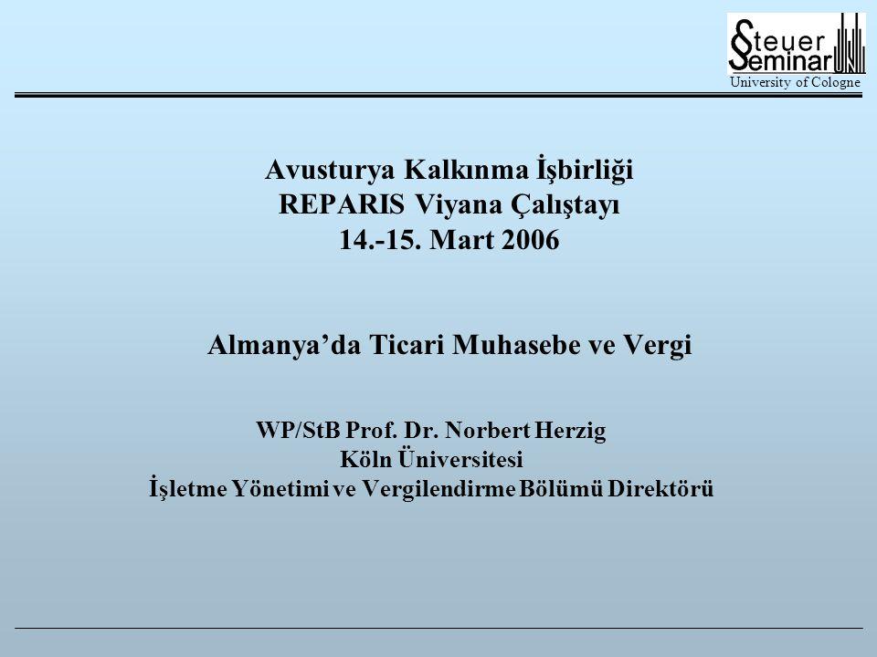 Avusturya Kalkınma İşbirliği REPARIS Viyana Çalıştayı 14. -15
