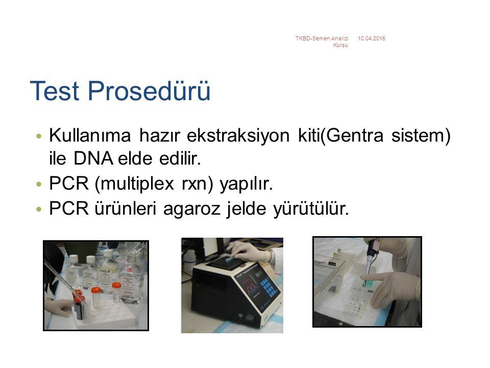 TKBD-Semen Analizi Kursu
