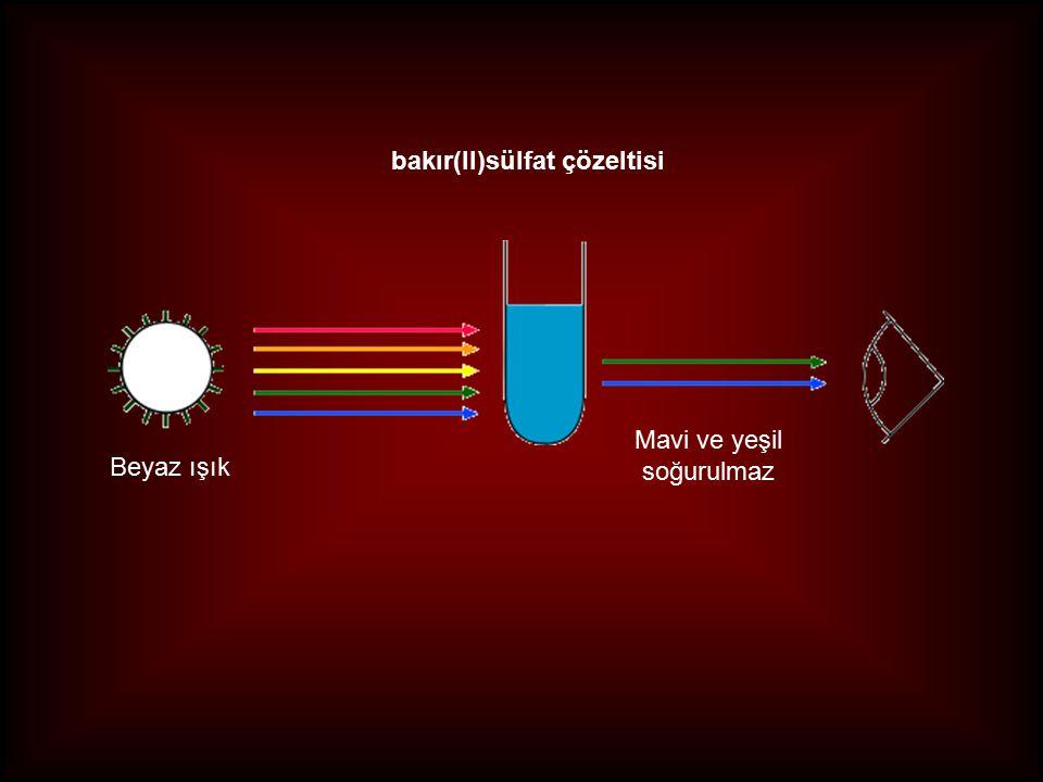 bakır(II)sülfat çözeltisi
