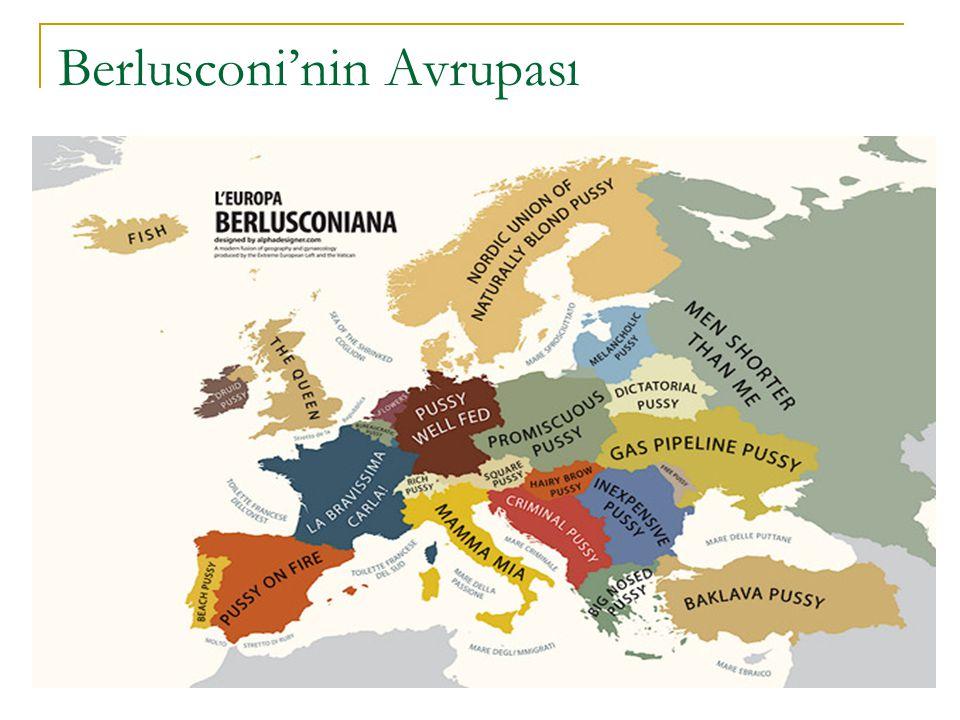 Berlusconi'nin Avrupası
