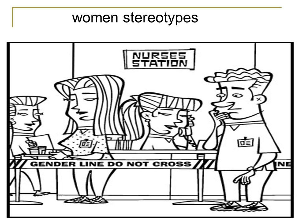 women stereotypes