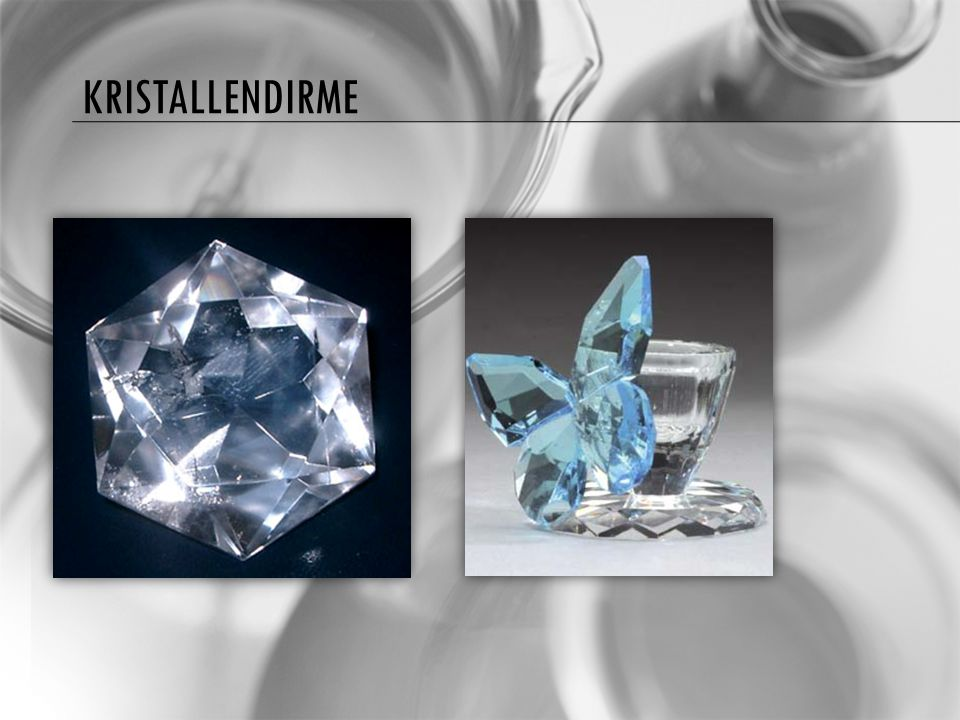 kristallendirme