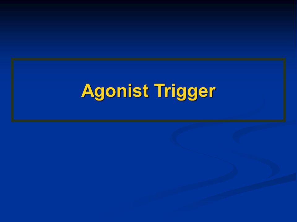 Agonist Trigger 64 64 64 64