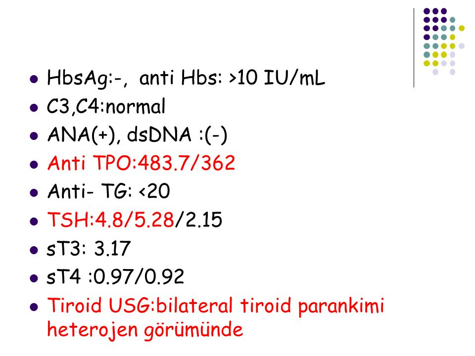HbsAg:-, anti Hbs: >10 IU/mL