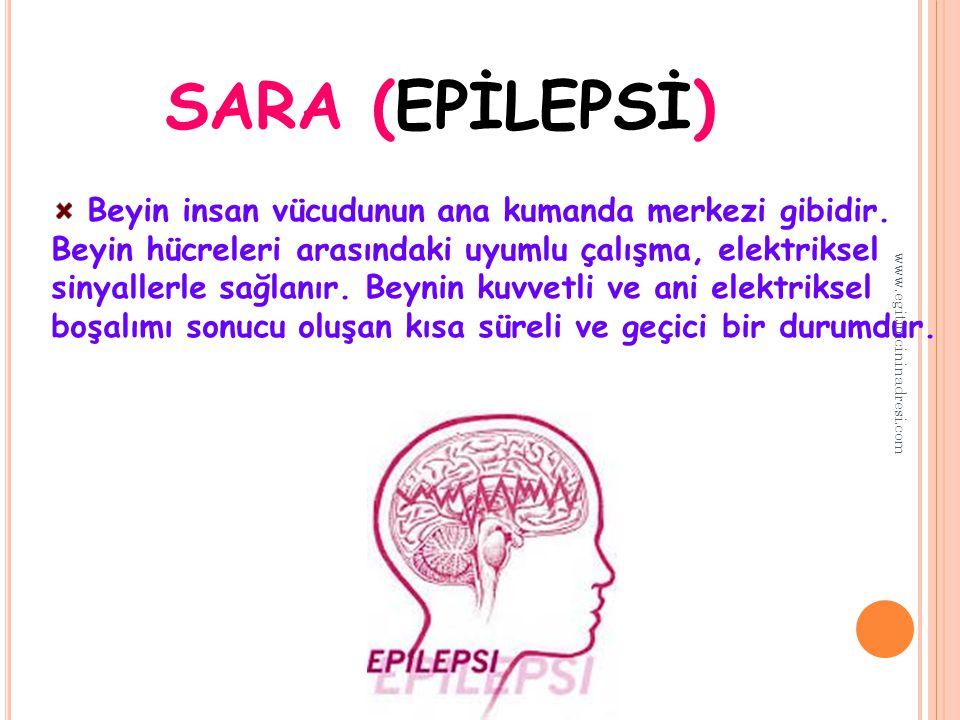 SARA (EPİLEPSİ)
