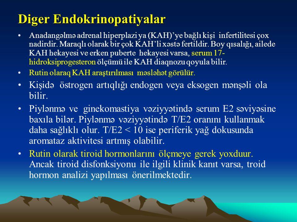 Diger Endokrinopatiyalar