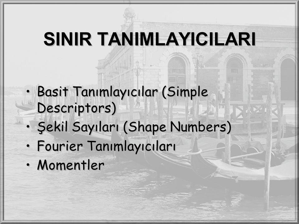 SINIR TANIMLAYICILARI