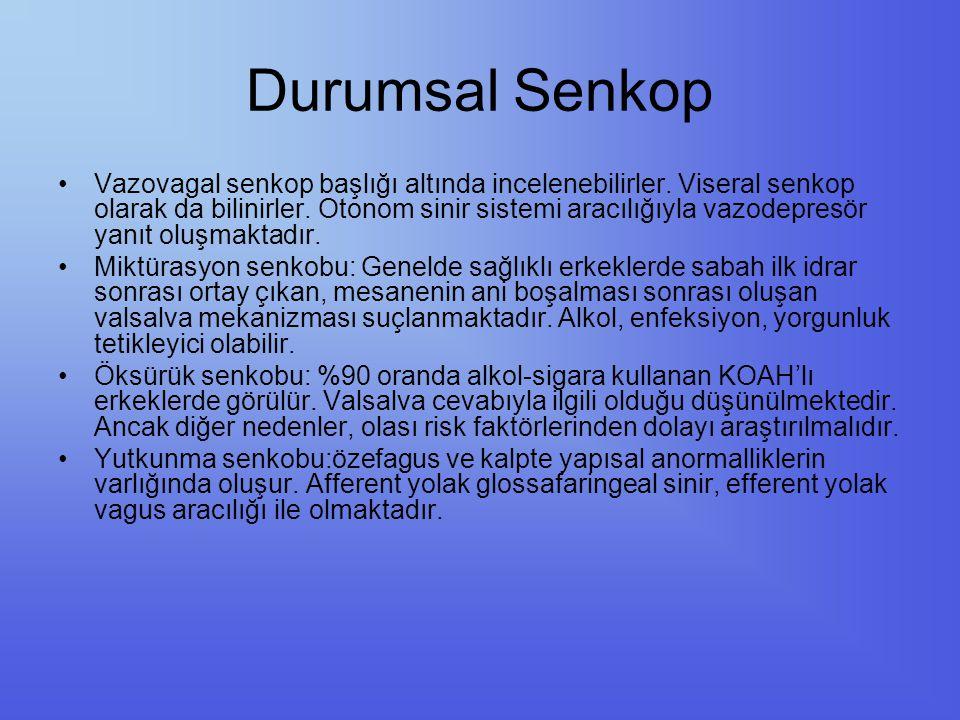 Durumsal Senkop