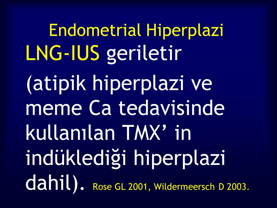Endometrial Hiperplazi