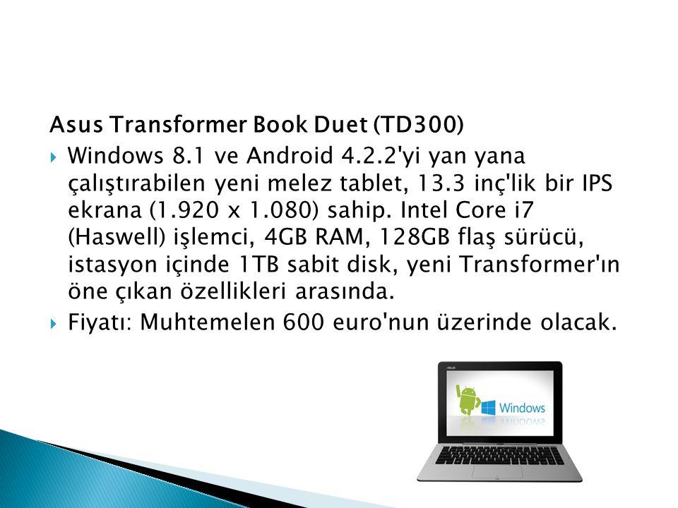 Asus Transformer Book Duet (TD300)
