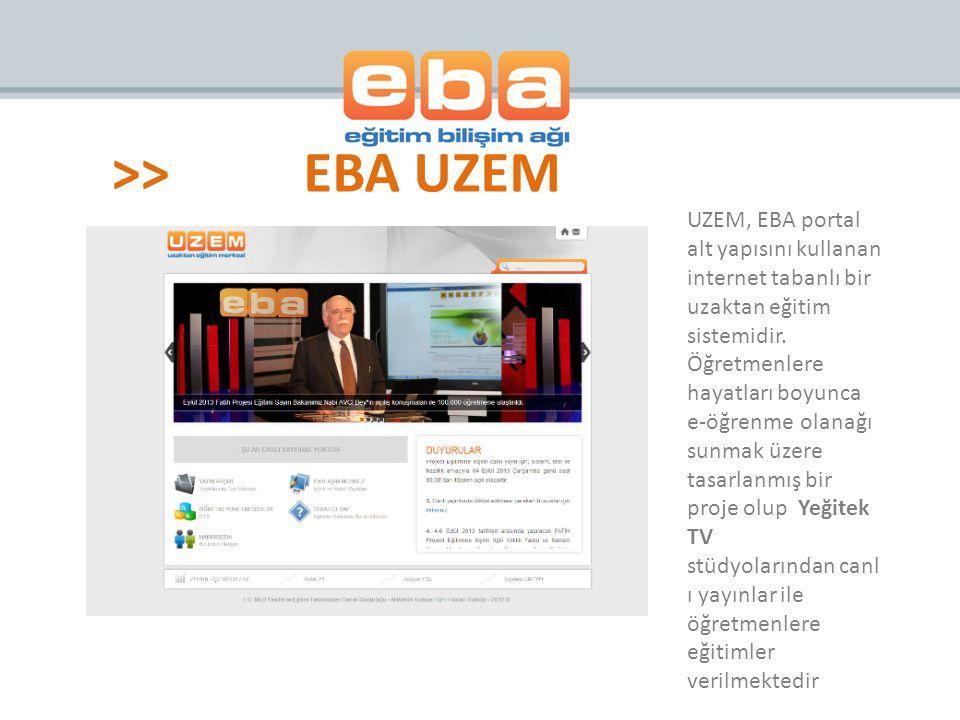 >> EBA UZEM