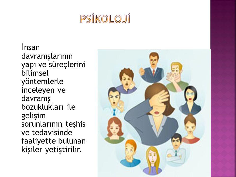 PSİKOLOJİ