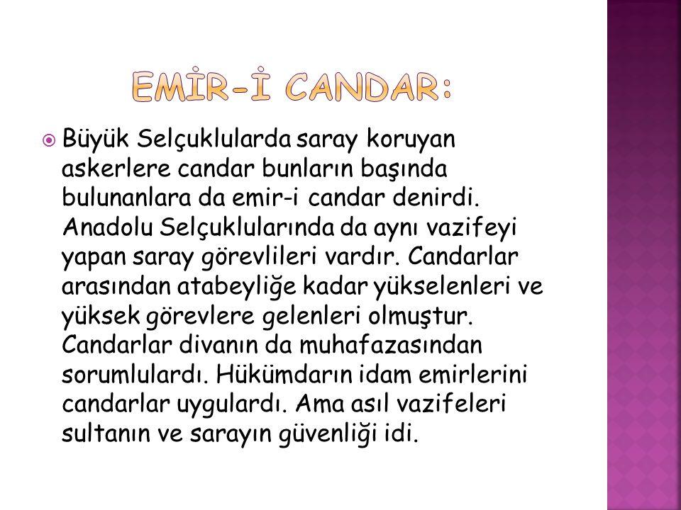 EMİR-İ CANDAR: