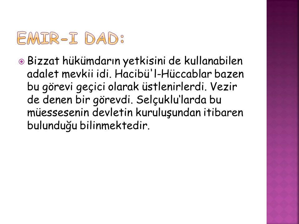 Emir-i Dad: