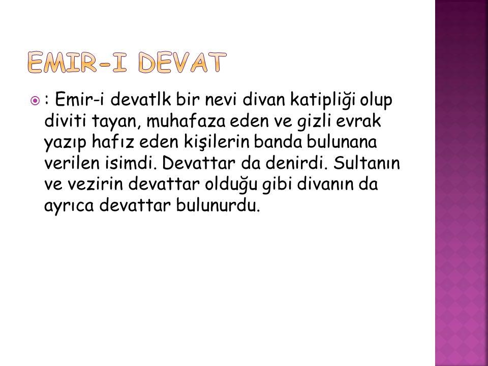 Emir-i Devat