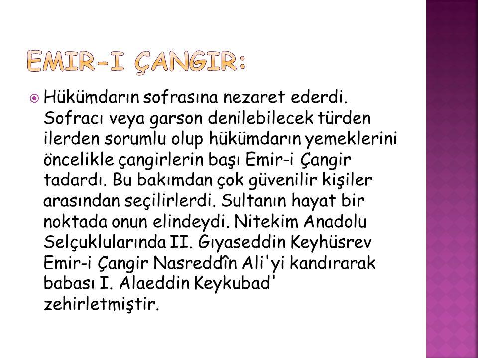Emir-i Çangir: