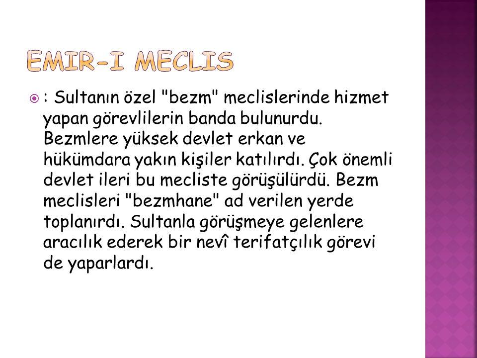 Emir-i Meclis