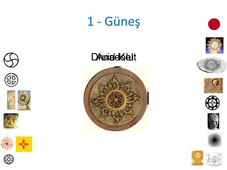 1 - Güneş Druid-Kelt Anadolu