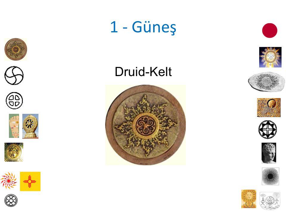 1 - Güneş Druid-Kelt