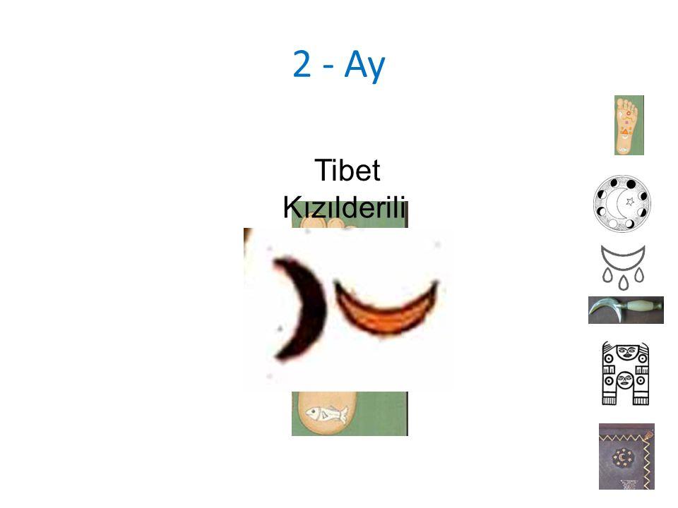 2 - Ay Tibet Kızılderili