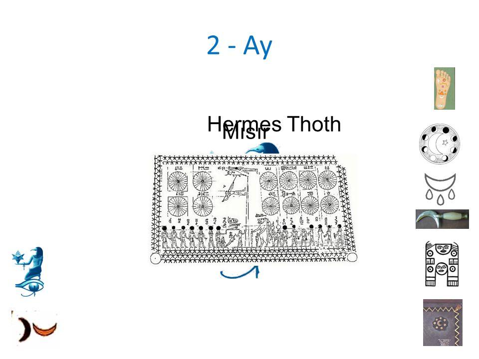 2 - Ay Hermes Thoth Mısır