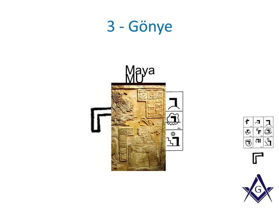 3 - Gönye Maya MU
