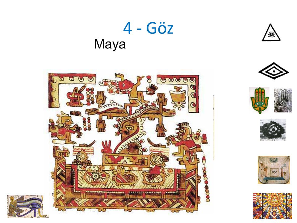 4 - Göz Maya Mısır
