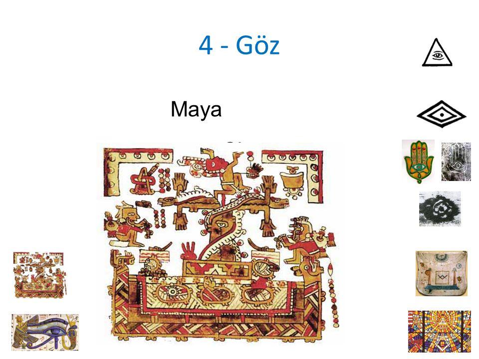 4 - Göz Maya Çin