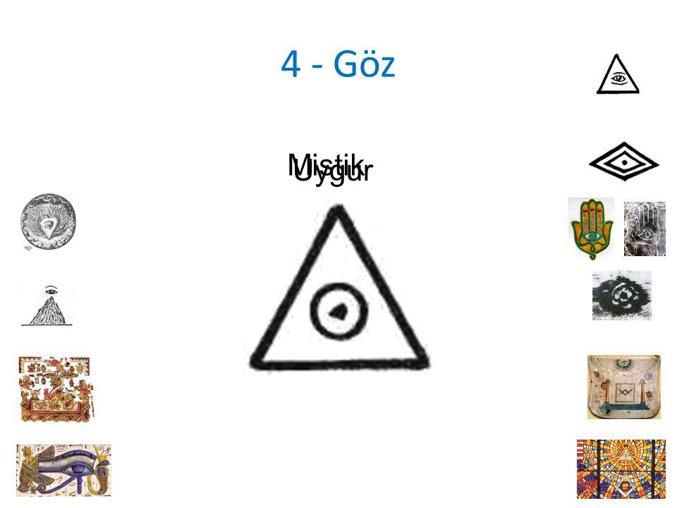 4 - Göz Mistik Uygur