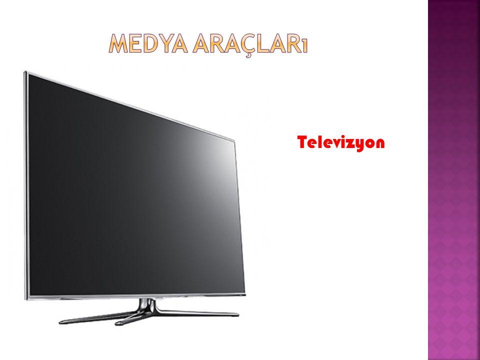 Medya araçları Televizyon