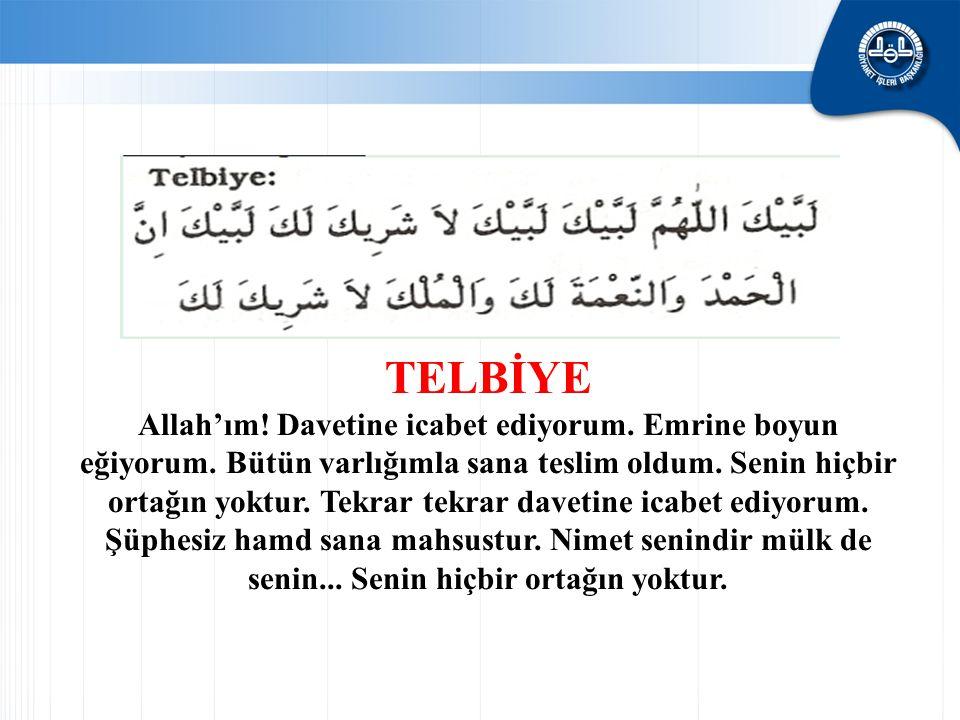 TELBİYE