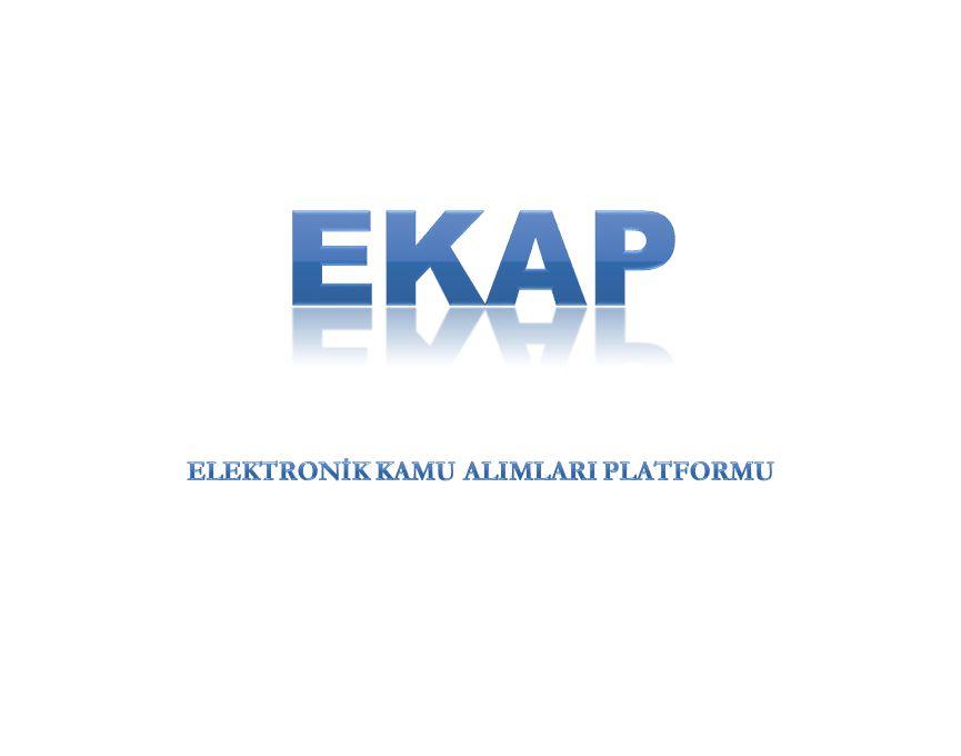 Elektronİk Kamu AlImlarI Platformu
