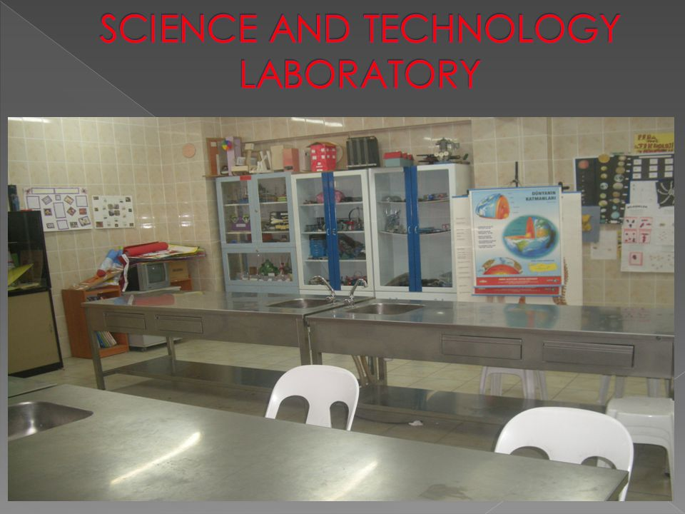 SCIENCE AND TECHNOLOGY LABORATORY