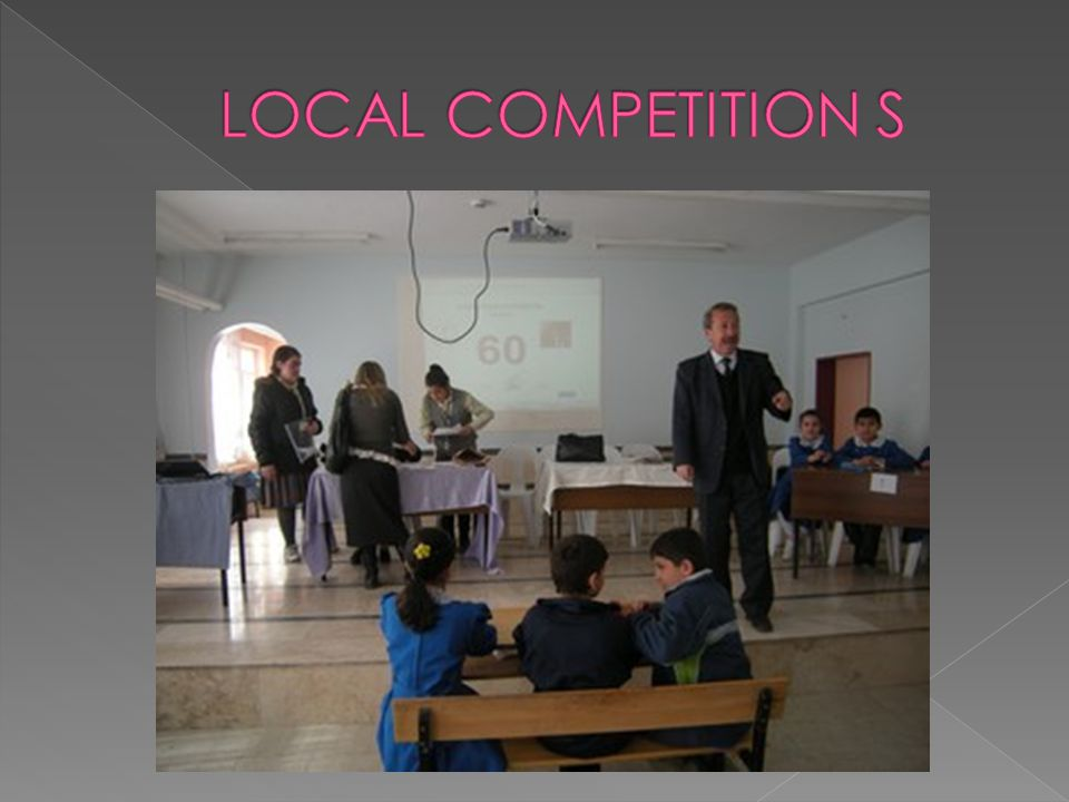 LOCAL COMPETITION S