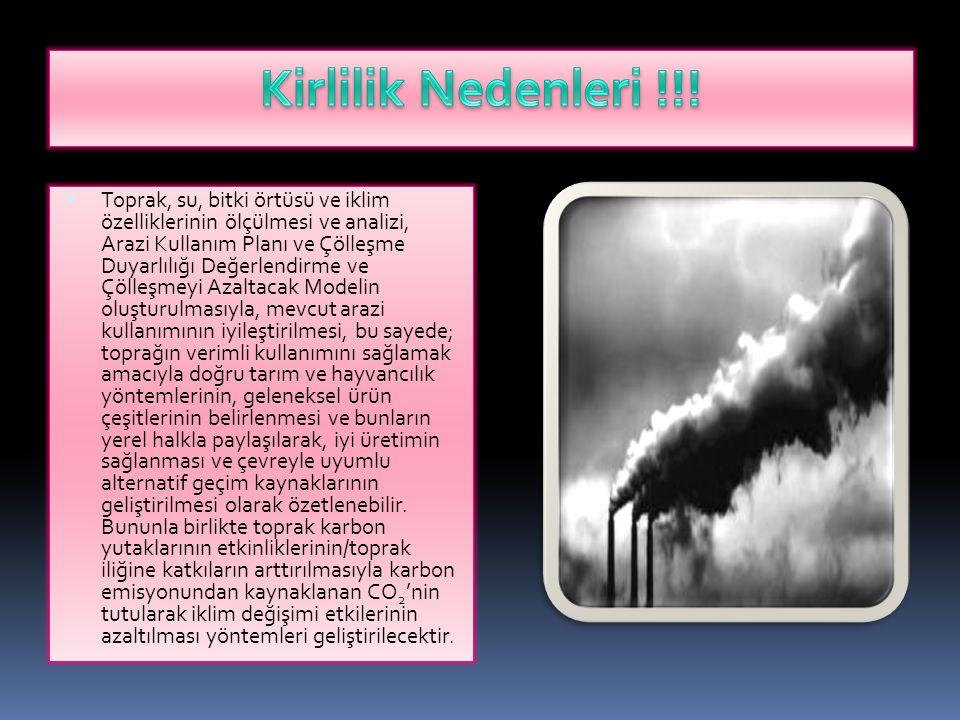 Kirlilik Nedenleri !!!