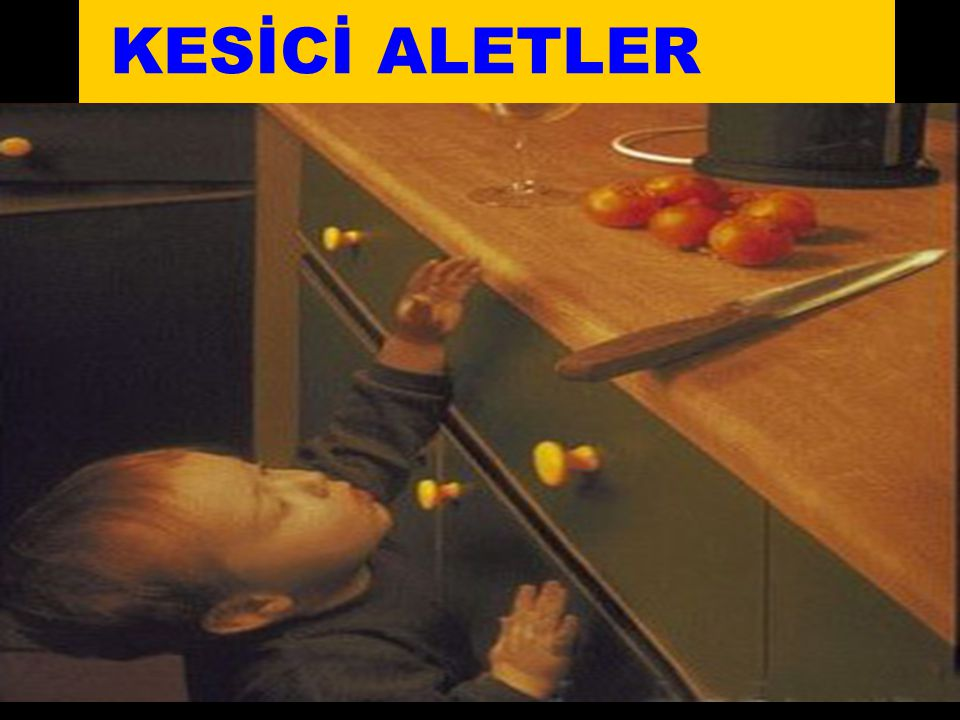 KESİCİ ALETLER
