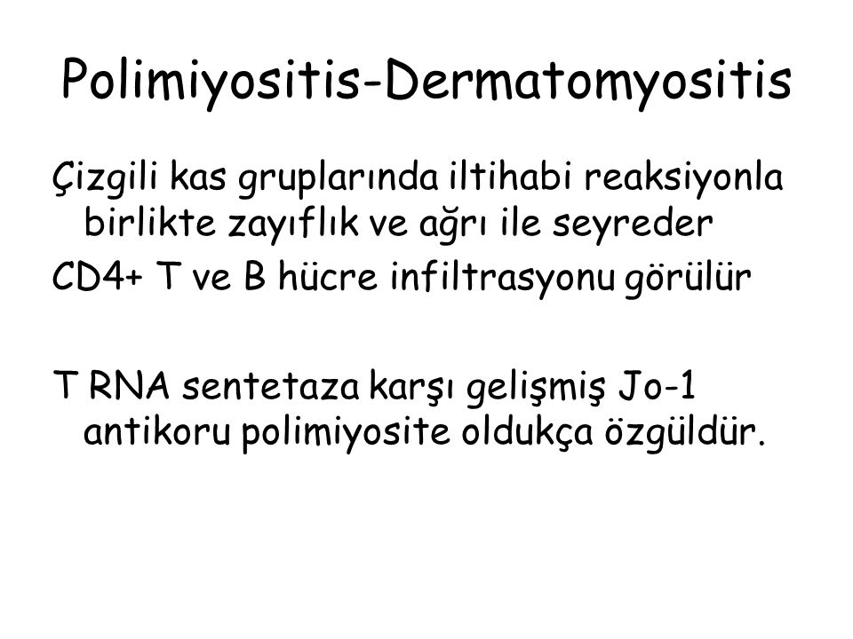Polimiyositis-Dermatomyositis