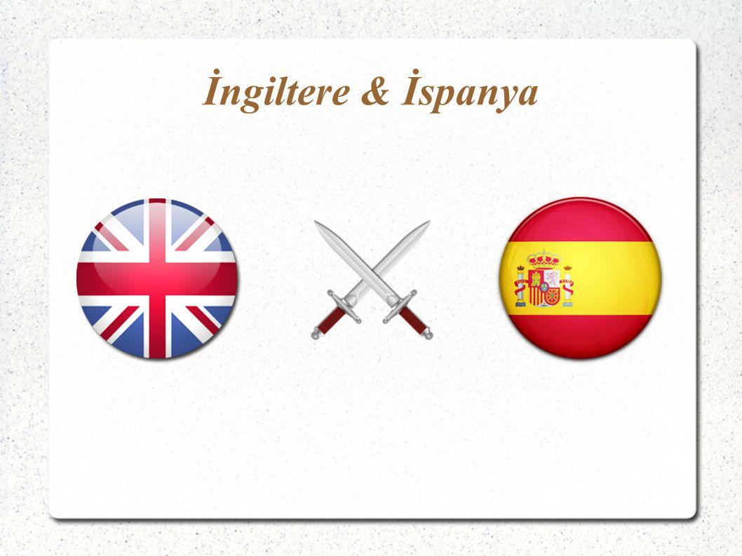 İngiltere & İspanya