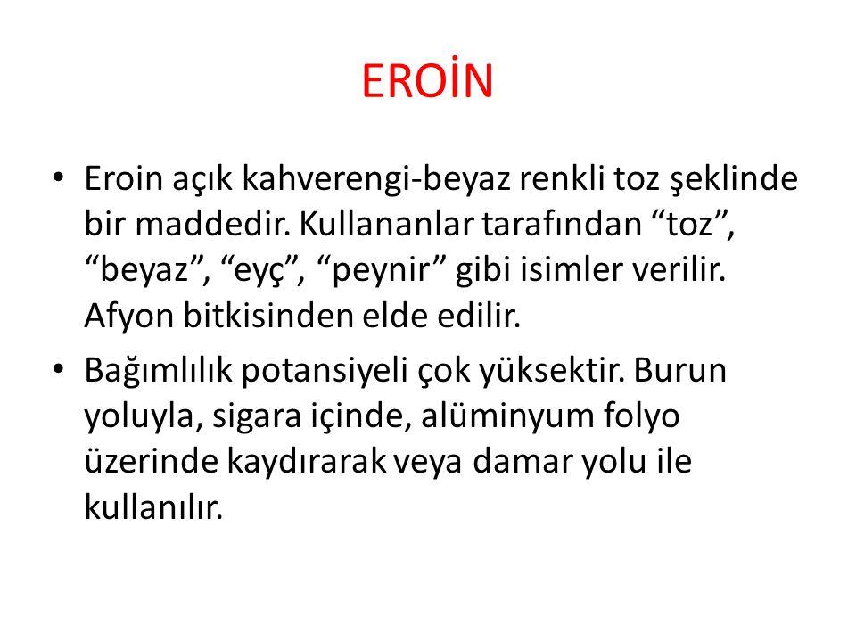 EROİN