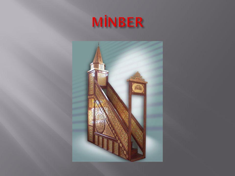MİNBER
